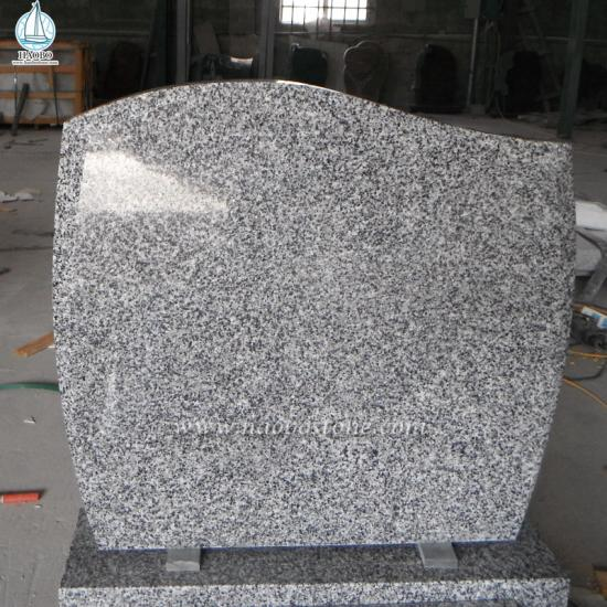 G655 Grey Granite Funeral Tombstone