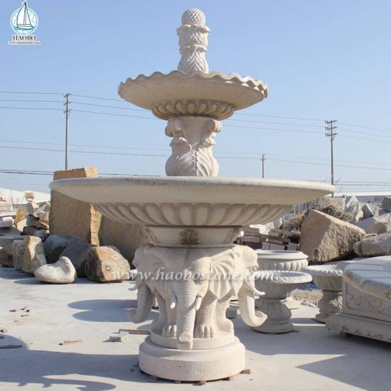 Marble Water wheel Fountain
