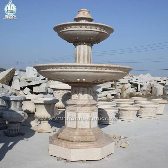 Garden Stone Water Feature Fountain
