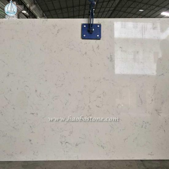 Carrara White Marble Slab for Flooring