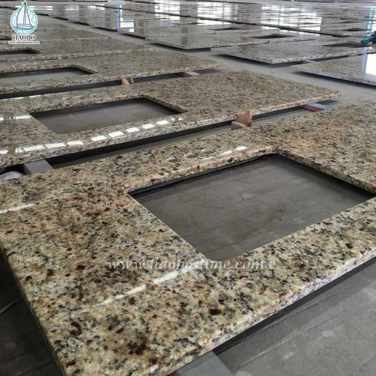 Brazil Gold Quartz Countertops