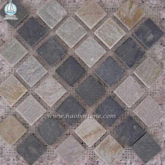 Stone Mosaic for Wall Tile and Cladding