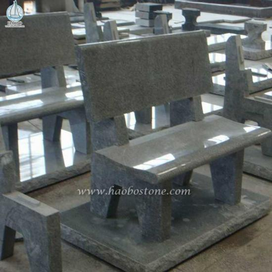 Granite Simple Design Monument Bench