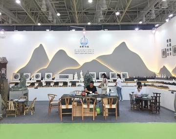 Haobo Stone attended 2020 China Xiamen International Buddhist Item&Crafts Fair